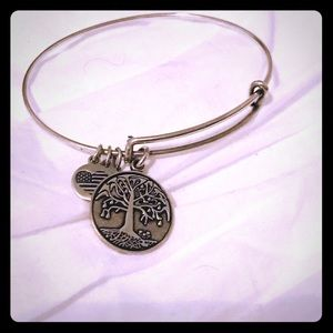 Alex and Ani Tree of Life bracelet